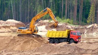 Добыча всех полезных ископаемых кроме угля разрешена только ГП «Стройресурс»