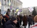 На Майдане собрались радикалы: грозят Порошенко и Ахметову