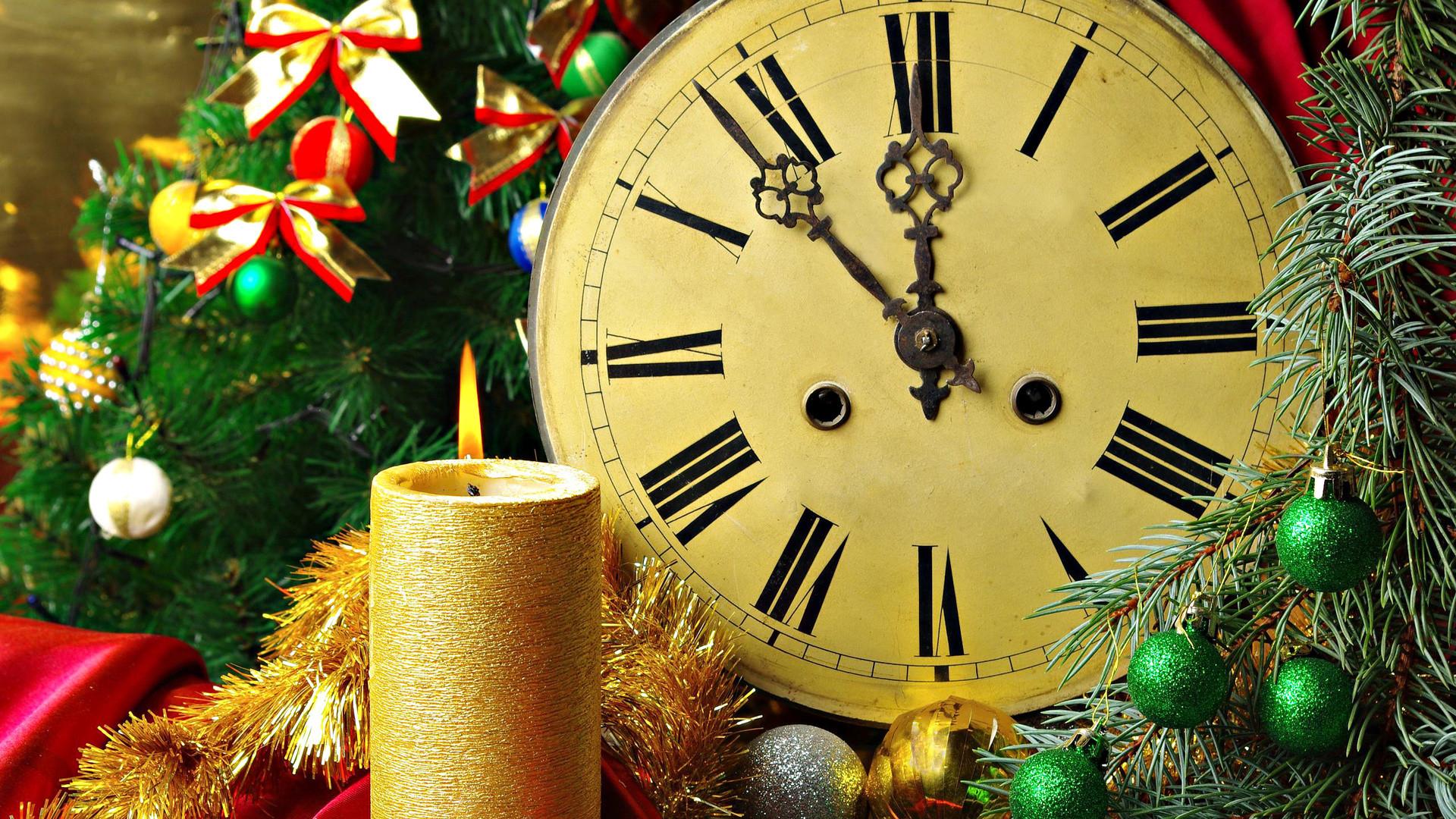 Кто встречает новый год первым список