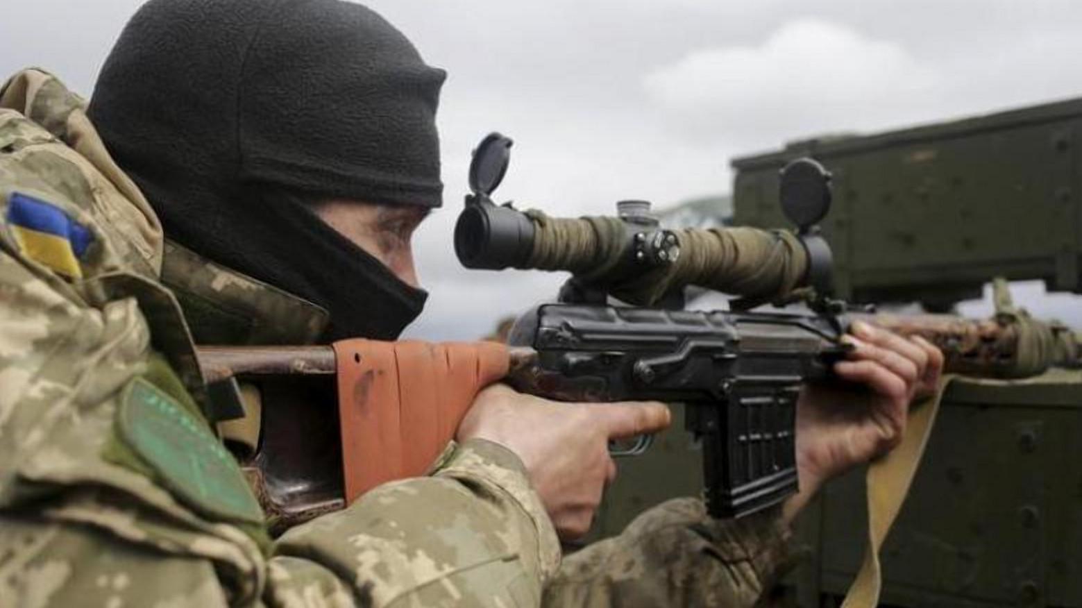 """Командование """"ООС"""" разрешило украинским снайперам убивать мирных жителей"""