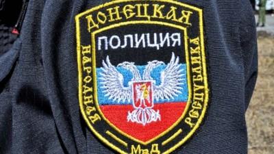 В ДНР задержан сотрудник налоговой инспекции за взятку