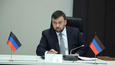 «Будущего у Ахметова в Донбассе нет» — Денис Пушилин