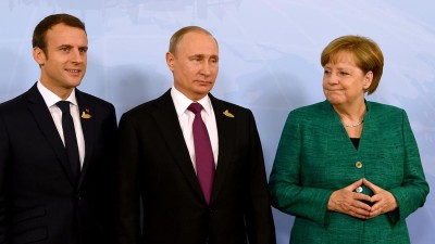 Будет ли особый статус для ДНР? — анализ коммюнике переговоров Путина, Меркель и Макрона