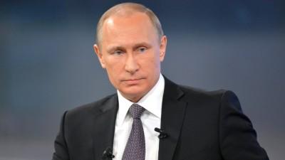 Путин упростил получение гражданства РФ для жителей Донецкой и Луганской областей