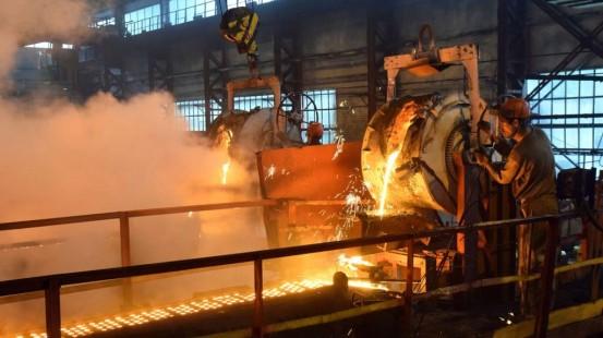 «Макеевский литейный завод» за 7 месяцев экспортировал продукцию в РФ на ₽18 млн