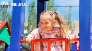 детская площадка в макеевке 1