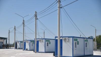 7 июля ППТК «Еленовка» будет осуществлять пропуск граждан