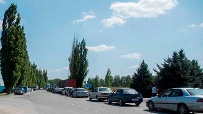 На подходах к ППТК «Успенка» планируют сделать дополнительные полосы движения